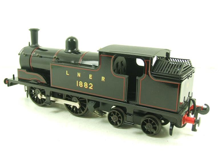 Ace Trains O Gauge E25B1 LNER Black G5 Tank Loco R/N 1882 Electric 2/3 Rail Boxed image 15