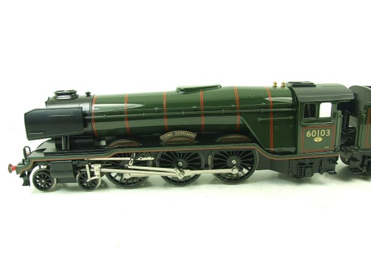 "Bassett Lowke O Gauge BR A3 Pacific Class ""Flying Scotsman"" R/N 60103 Electric 2/3 Rail image 11"