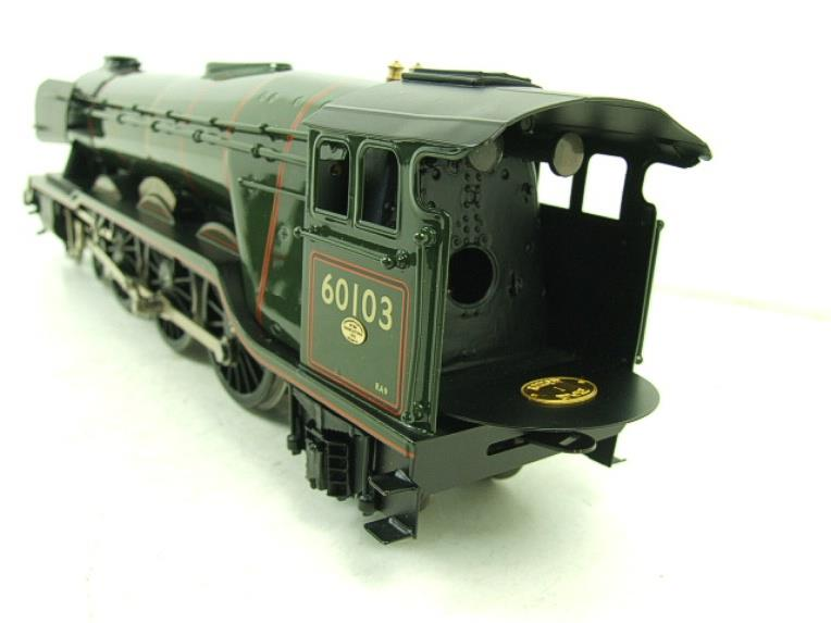 "Bassett Lowke O Gauge BR A3 Pacific Class ""Flying Scotsman"" R/N 60103 Electric 2/3 Rail image 13"