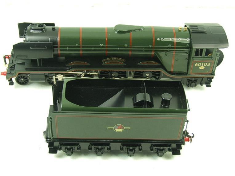 "Bassett Lowke O Gauge BR A3 Pacific Class ""Flying Scotsman"" R/N 60103 Electric 2/3 Rail image 15"