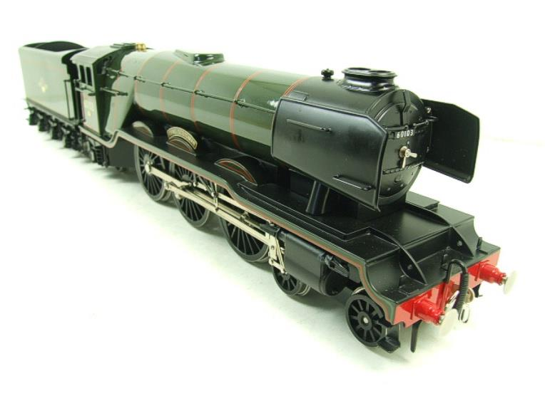 "Bassett Lowke O Gauge BR A3 Pacific Class ""Flying Scotsman"" R/N 60103 Electric 2/3 Rail image 16"