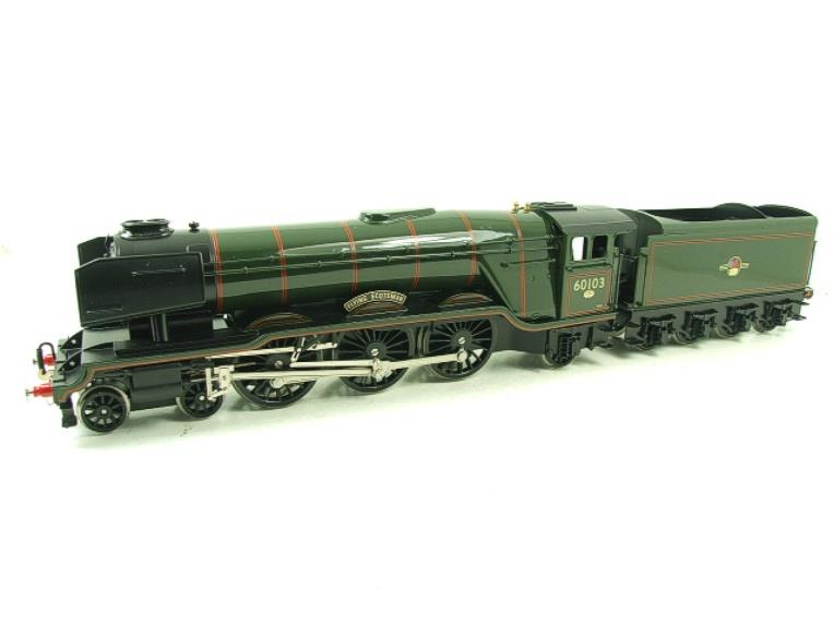 "Bassett Lowke O Gauge BR A3 Pacific Class ""Flying Scotsman"" R/N 60103 Electric 2/3 Rail image 17"