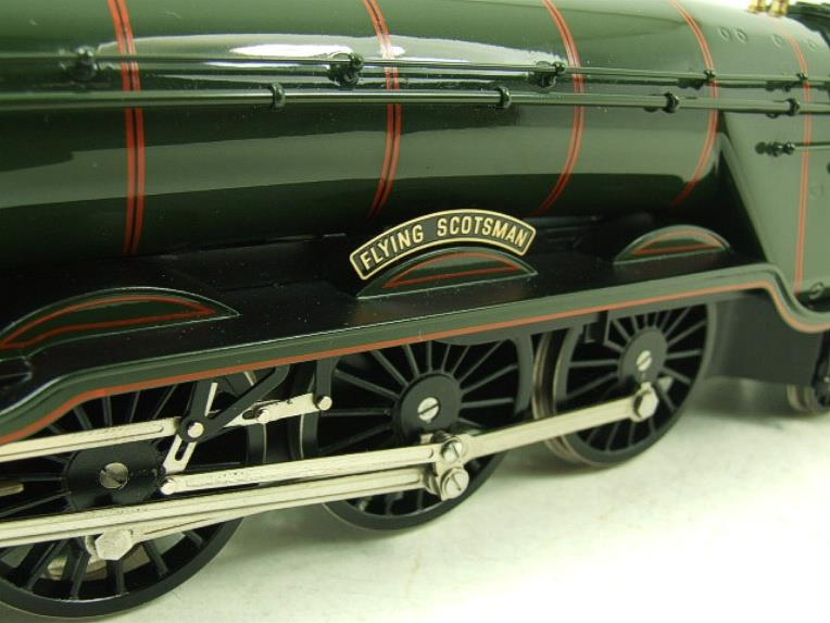 "Bassett Lowke O Gauge BR A3 Pacific Class ""Flying Scotsman"" R/N 60103 Electric 2/3 Rail image 18"