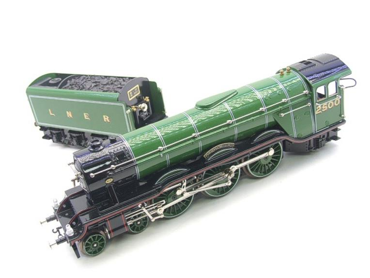 "Ace Trains O Gauge LNER Green A3 Pacific ""Windsor Lad"" RN 2500 Electric 3 Rail Bxd image 11"
