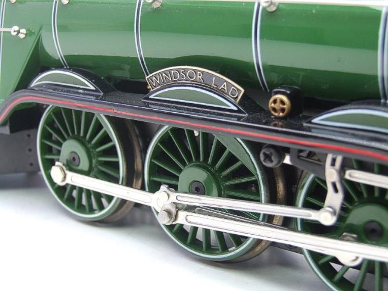 "Ace Trains O Gauge LNER Green A3 Pacific ""Windsor Lad"" RN 2500 Electric 3 Rail Bxd image 16"