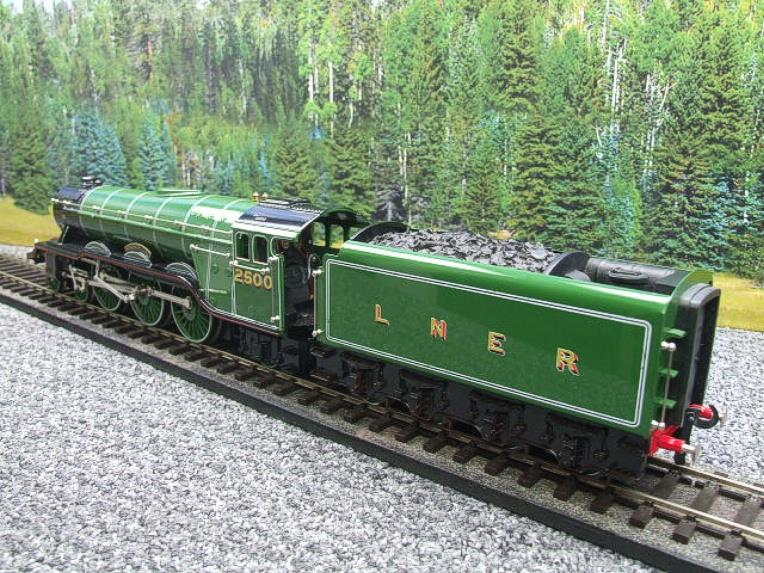 "Ace Trains O Gauge LNER Green A3 Pacific ""Windsor Lad"" RN 2500 Electric 3 Rail Bxd image 19"