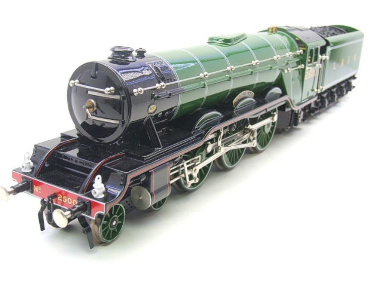 "Ace Trains O Gauge LNER Green A3 Pacific ""Windsor Lad"" RN 2500 Electric 3 Rail Bxd image 20"