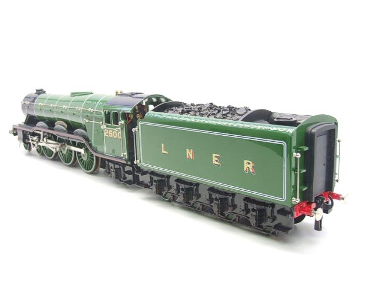 "Ace Trains O Gauge LNER Green A3 Pacific ""Windsor Lad"" RN 2500 Electric 3 Rail Bxd image 21"