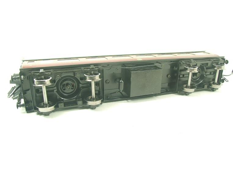 Darstaed O Gauge LMS All 3rd Side Corridor Coach R/N 3033 Lit Interior image 15