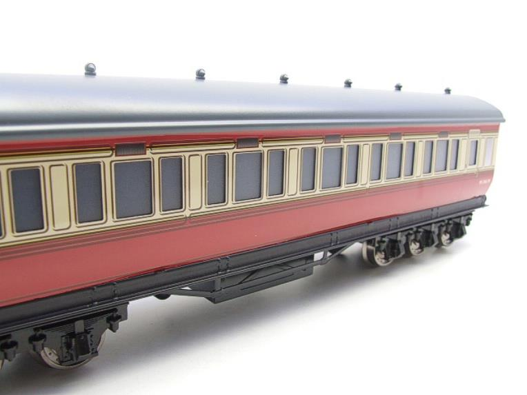 Darstaed O Gauge BR Twelve Wheel Side Corridor Coach R/N M346M Lit Interior image 11