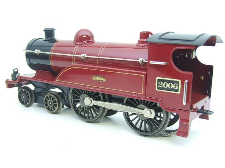 "Ace Trains O Gauge E3 ""LMS Maroon"" 4-4-0 Loco & Tender R/N 2006 Electric 3 Rail Boxed image 12"