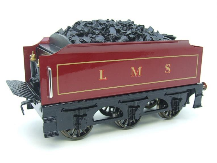 "Ace Trains O Gauge E3 ""LMS Maroon"" 4-4-0 Loco & Tender R/N 2006 Electric 3 Rail Boxed image 13"