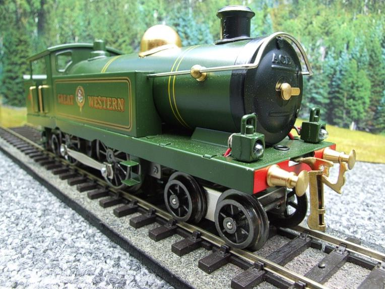 "Ace Trains O Gauge EGW/1 ""Great Western"" 4-4-4 Tank Loco R/N 7202 Electric 3 Rail Boxed image 13"