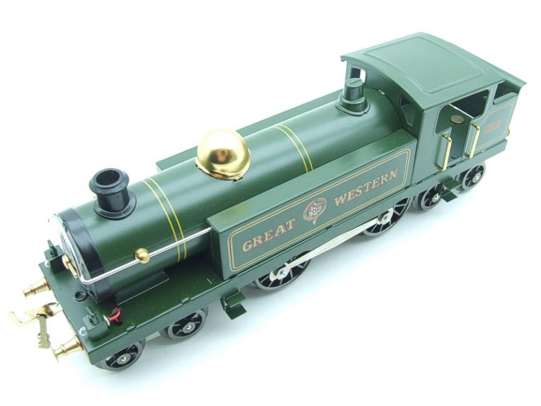 "Ace Trains O Gauge EGW/1 ""Great Western"" 4-4-4 Tank Loco R/N 7202 Electric 3 Rail Boxed image 14"