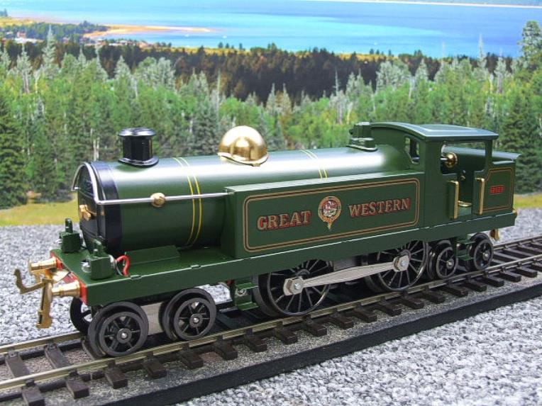 "Ace Trains O Gauge EGW/1 ""Great Western"" 4-4-4 Tank Loco R/N 7202 Electric 3 Rail Boxed image 15"