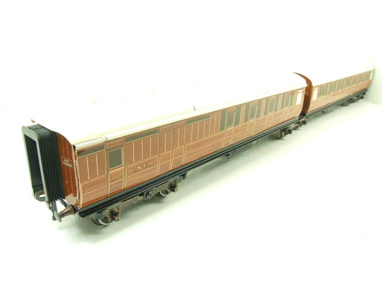 Ace Trains Wright Series O Gauge LNER All 3rd Pair of Articulated Coaches Set image 14