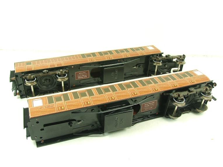 Ace Trains Wright Series O Gauge LNER All 3rd Pair of Articulated Coaches Set image 16