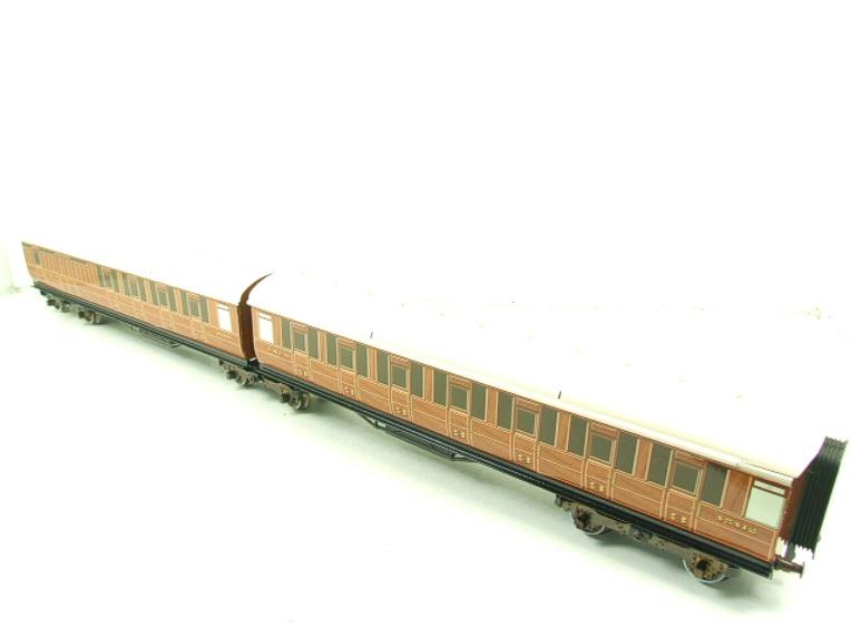 Ace Trains Wright Series O Gauge LNER All 3rd Pair of Articulated Coaches Set image 17