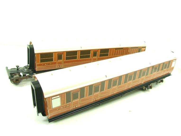 Ace Trains Wright Series O Gauge LNER All 3rd Pair of Articulated Coaches Set image 19