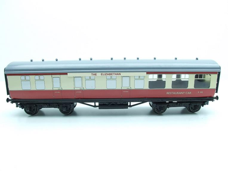 "Ace Trains O Gauge C5 BR ""The Elizabethan"" Restaurant Buffet Coach R/N E302 Boxed image 13"