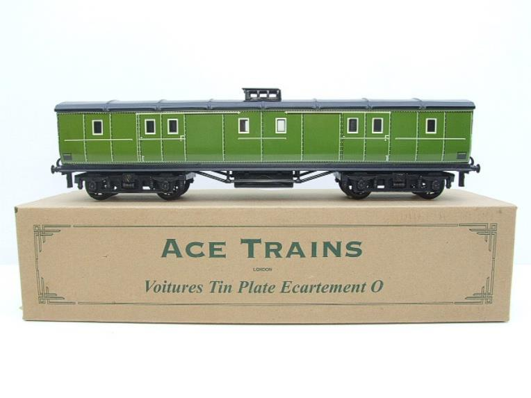 "Ace Trains O Gauge French Edition Fougon ""1991"" Baggage Coach Boxed image 12"