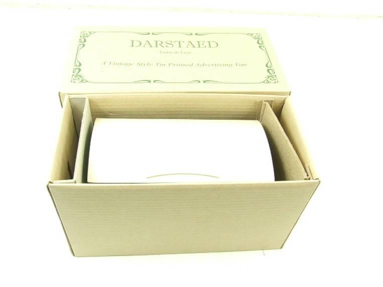 "Darstaed O Gauge SECR ""Wrights Soap"" Advertising Van R/N 27741 Boxed Ltd Edition image 12"