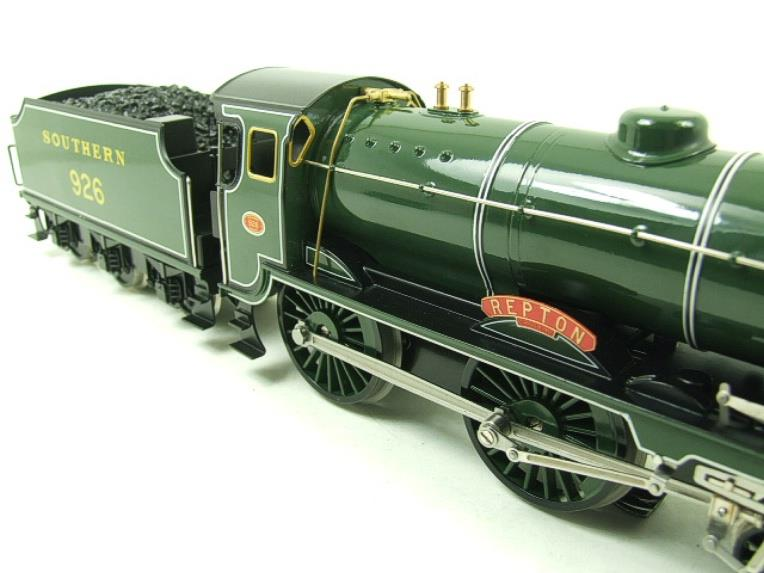 "Ace Trains O Gauge E10 SR Schools Class ""Repton"" R/N 926 Electric 2/3 Rail Boxed image 11"