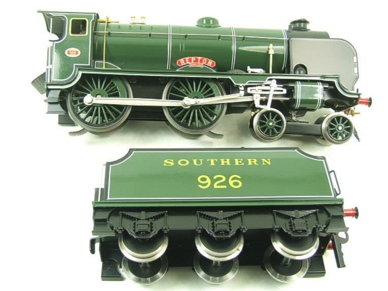 "Ace Trains O Gauge E10 SR Schools Class ""Repton"" R/N 926 Electric 2/3 Rail Boxed image 12"
