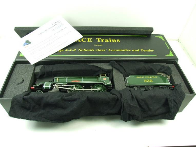 "Ace Trains O Gauge E10 SR Schools Class ""Repton"" R/N 926 Electric 2/3 Rail Boxed image 19"