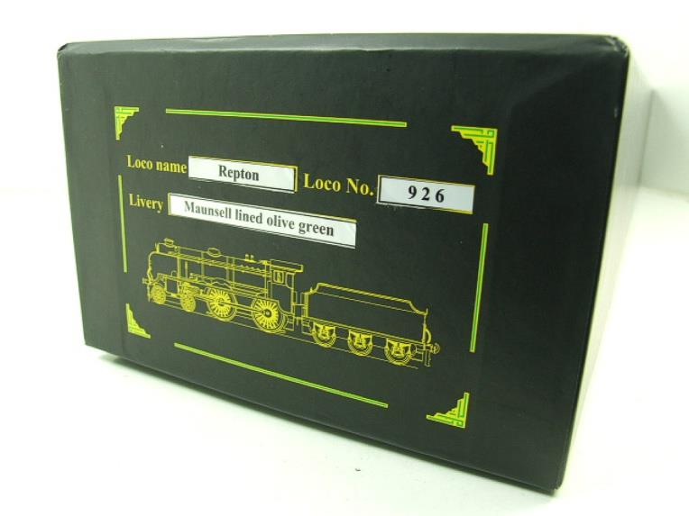 "Ace Trains O Gauge E10 SR Schools Class ""Repton"" R/N 926 Electric 2/3 Rail Boxed image 20"