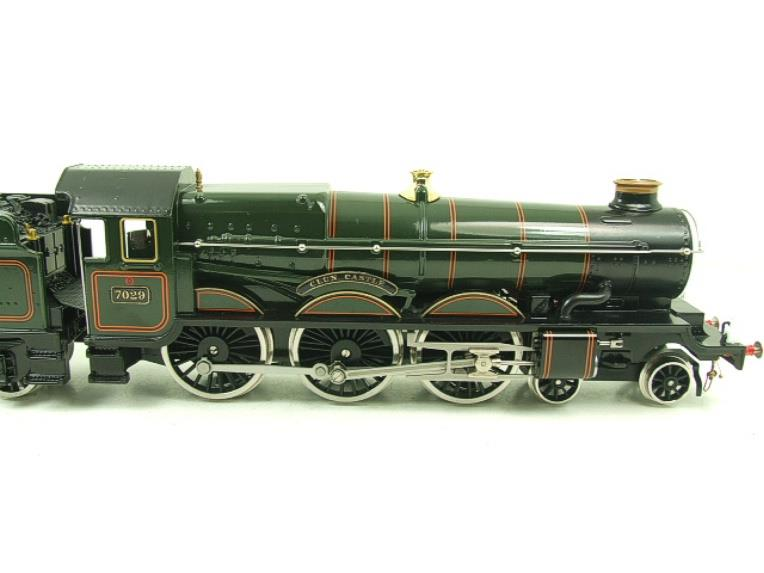 "Ace Trains O Gauge E7/2 BR Castle Class ""Clun Castle"" R/N 7029 Electric 2/3 Rail image 11"