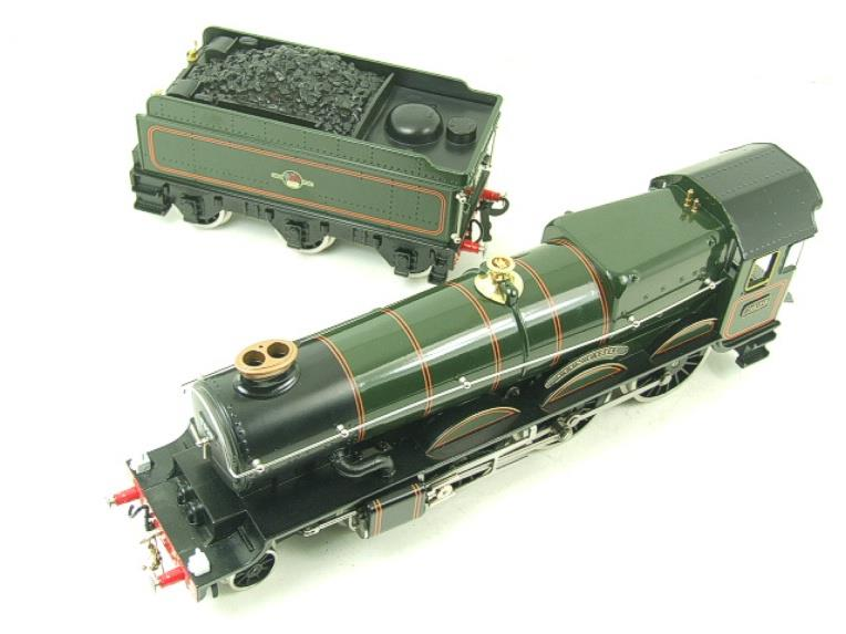 "Ace Trains O Gauge E7/2 BR Castle Class ""Clun Castle"" R/N 7029 Electric 2/3 Rail image 13"