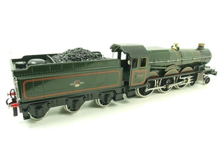 "Ace Trains O Gauge E7/2 BR Castle Class ""Clun Castle"" R/N 7029 Electric 2/3 Rail image 16"