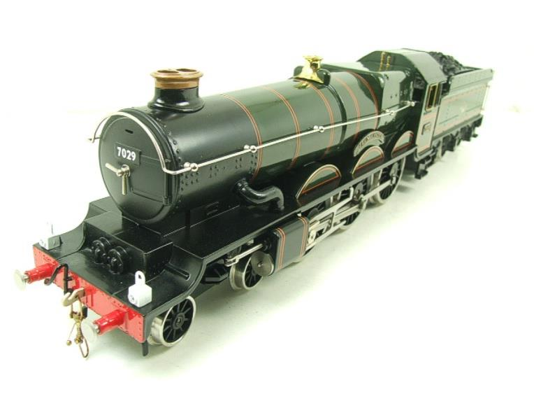 "Ace Trains O Gauge E7/2 BR Castle Class ""Clun Castle"" R/N 7029 Electric 2/3 Rail image 17"