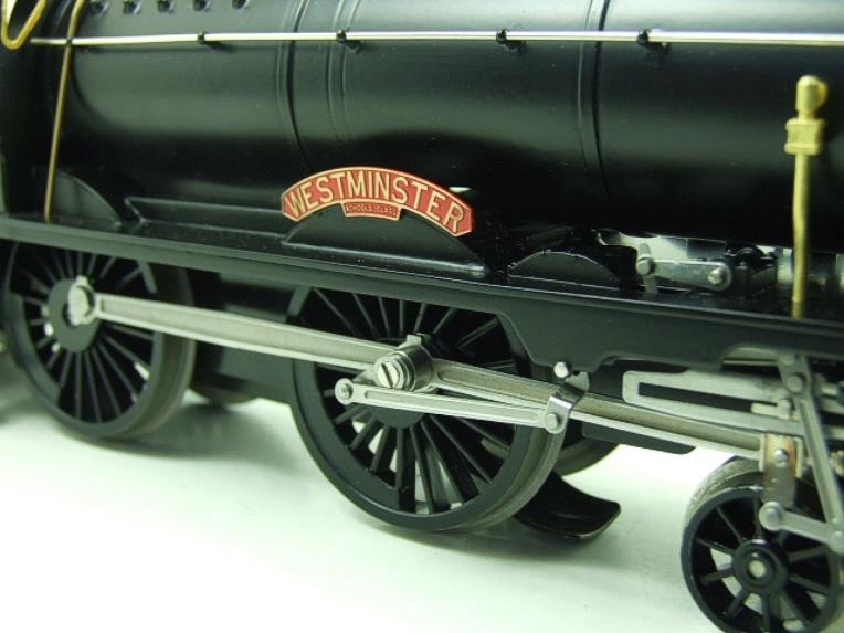 "Ace Trains O Gauge E10P SR Black Schools Class ""Westminster"" R/N 908 Electric 2/3 Rail Bxd image 11"