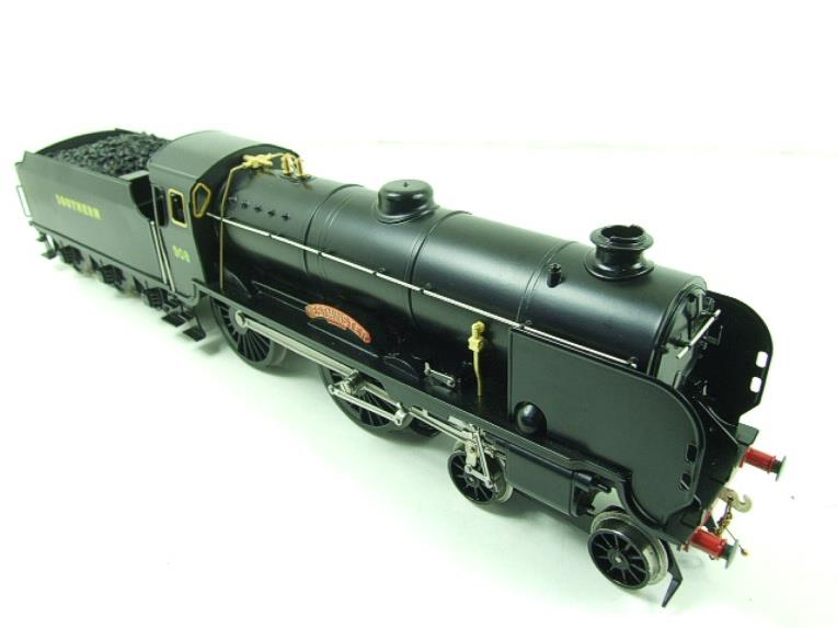 "Ace Trains O Gauge E10P SR Black Schools Class ""Westminster"" R/N 908 Electric 2/3 Rail Bxd image 14"