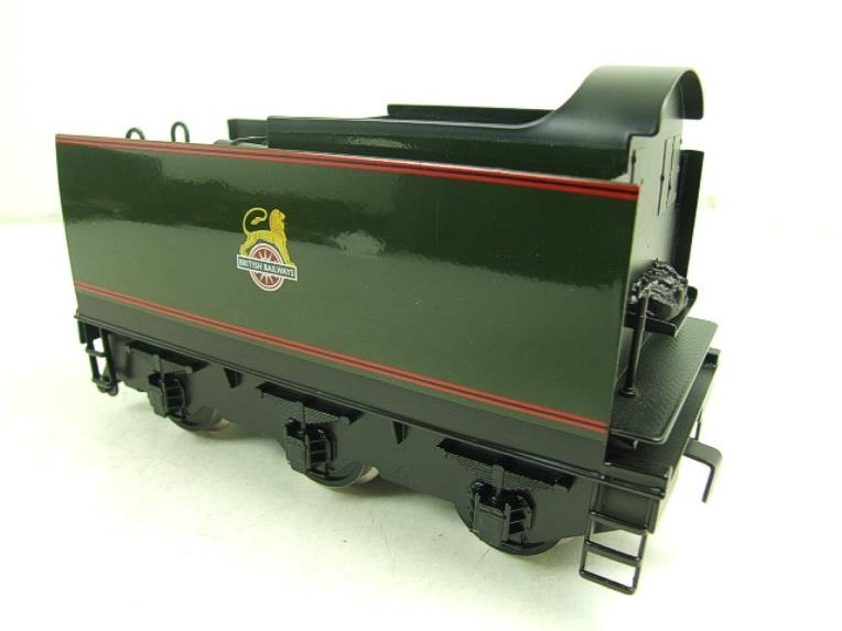 "Ace Trains O Gauge E9 Bulleid Pacific BR ""Exeter"" R/N 34001 Electric 2/3 Rail Bxd image 12"