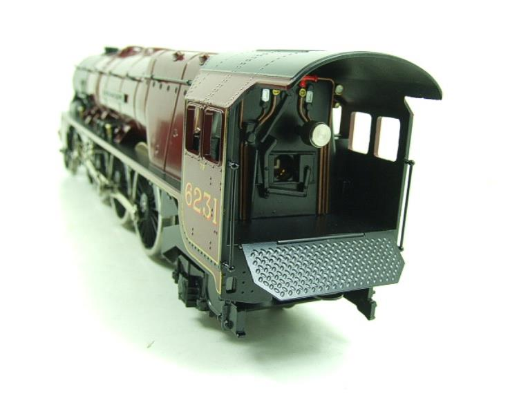 "Ace O Gauge E12D1 LMS Duchess Pacific ""Duchess of Atholl"" R/N 6231 Electric 2/3 Rail Bxd image 11"