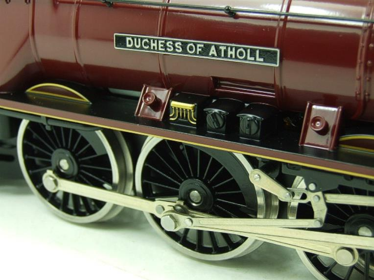 "Ace O Gauge E12D1 LMS Duchess Pacific ""Duchess of Atholl"" R/N 6231 Electric 2/3 Rail Bxd image 13"