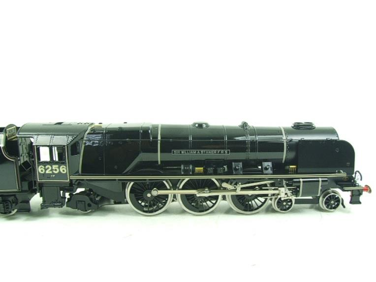 "Ace Trains O Gauge E12P LMS Duchess Pacific ""Sir William A Stanier FRS"" R/N 6256 Electric 2/3 Rail image 11"