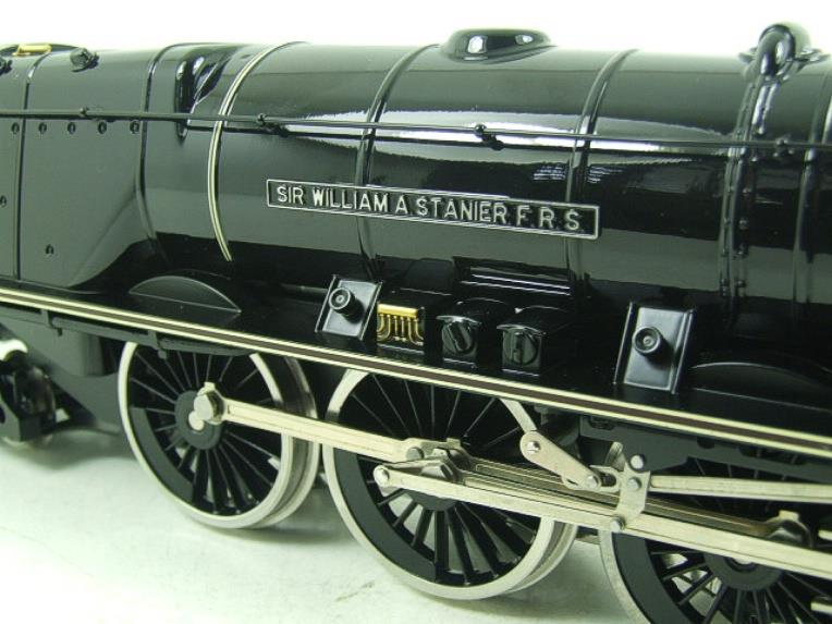 "Ace Trains O Gauge E12P LMS Duchess Pacific ""Sir William A Stanier FRS"" R/N 6256 Electric 2/3 Rail image 13"