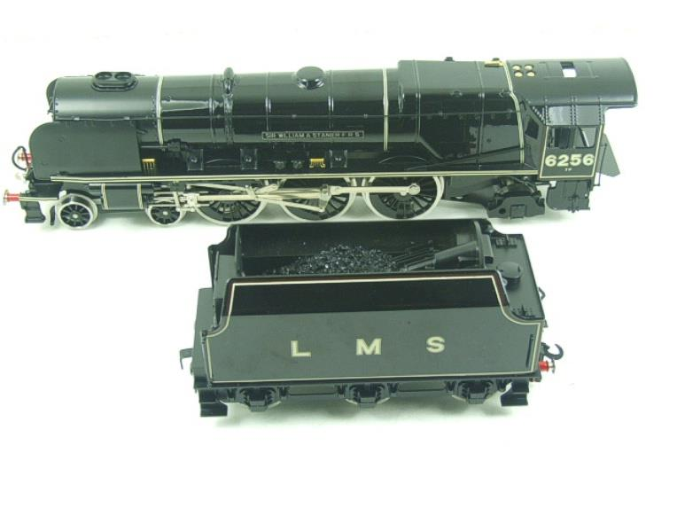 "Ace Trains O Gauge E12P LMS Duchess Pacific ""Sir William A Stanier FRS"" R/N 6256 Electric 2/3 Rail image 16"