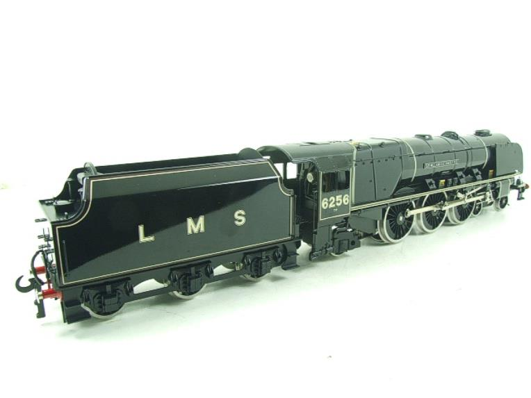 "Ace Trains O Gauge E12P LMS Duchess Pacific ""Sir William A Stanier FRS"" R/N 6256 Electric 2/3 Rail image 17"