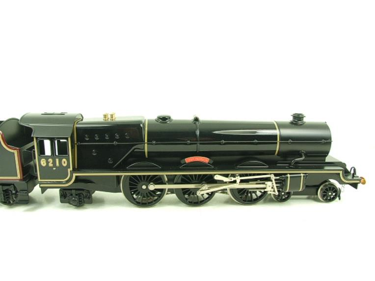 "Bassett Lowke O Gauge LMS Princess Class Pacific ""Lady Patricia"" R/N 6201 Electric 2/3 Rail Bxd image 11"