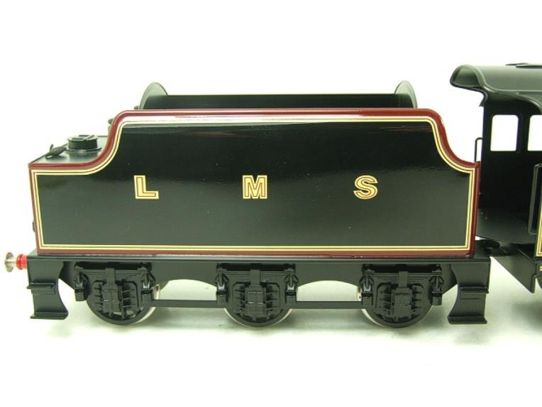 "Bassett Lowke O Gauge LMS Princess Class Pacific ""Lady Patricia"" R/N 6201 Electric 2/3 Rail Bxd image 12"