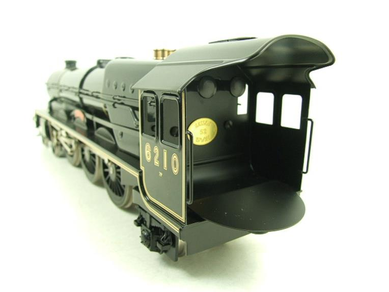 "Bassett Lowke O Gauge LMS Princess Class Pacific ""Lady Patricia"" R/N 6201 Electric 2/3 Rail Bxd image 13"