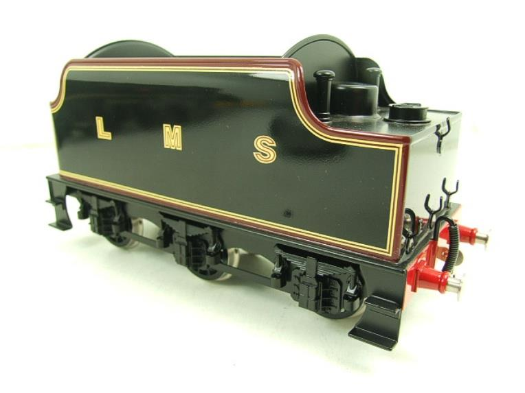 "Bassett Lowke O Gauge LMS Princess Class Pacific ""Lady Patricia"" R/N 6201 Electric 2/3 Rail Bxd image 14"