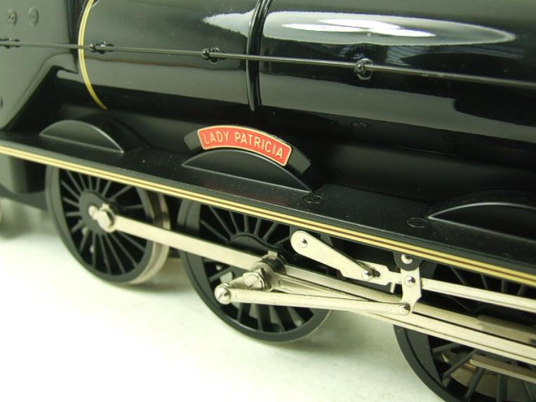 "Bassett Lowke O Gauge LMS Princess Class Pacific ""Lady Patricia"" R/N 6201 Electric 2/3 Rail Bxd image 15"