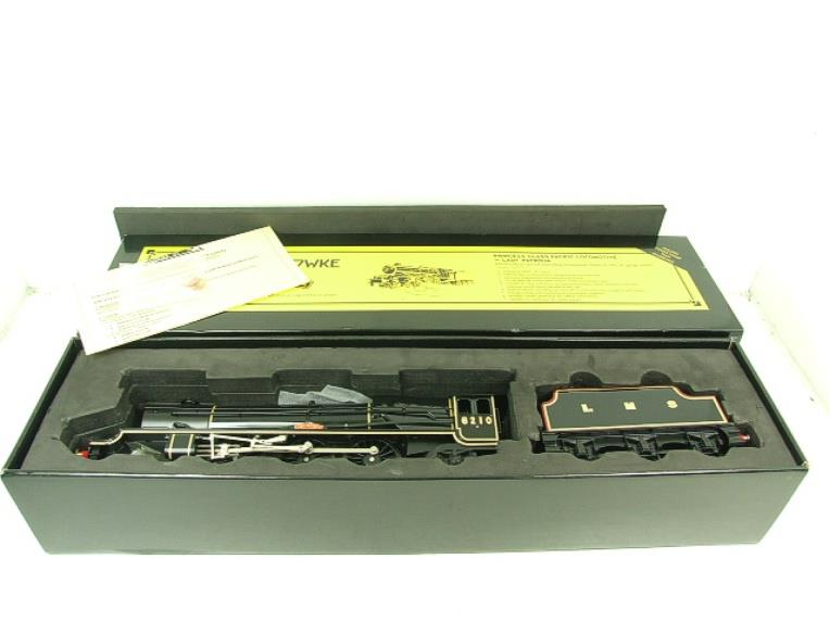 "Bassett Lowke O Gauge LMS Princess Class Pacific ""Lady Patricia"" R/N 6201 Electric 2/3 Rail Bxd image 19"