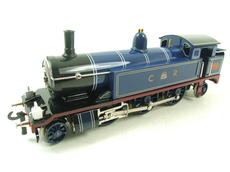 "Darstaed O Gauge CR ""Caledonian Railway"" Blue 2-6-2 Tank Loco R/N 950 Electric 3 Rail Boxed image 11"